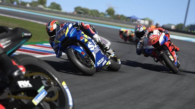 MotoGP veranstaltet erstes virtuelles Rennen