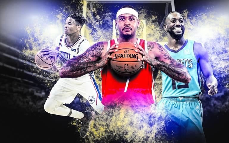 Die Trade-Deadline in der NBA rückt immer näher. Bis zum 7. Februar können Spieler noch die Franchise wechseln. Unter den Trade-Kandidaten sind auch einige Topstars. SPORT1 zeigt, wer vor Beginn der Playoffs noch das Team wechseln könnte