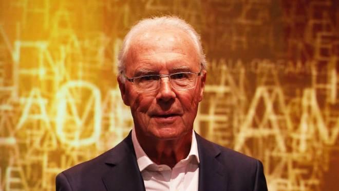Franz Beckenbauer wurde 2019 in die Hall of Fame des deutschen Fußballs aufgenommen