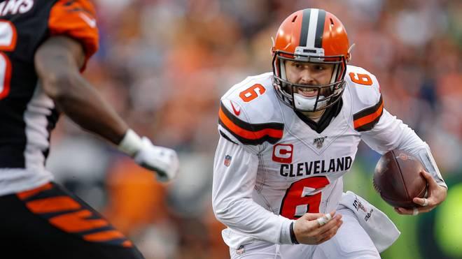 Baker Mayfield geht in sein drittes Jahr in der NFL
