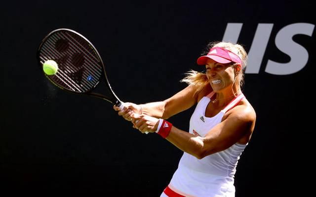 Angelique Kerber bei den US Open 2020