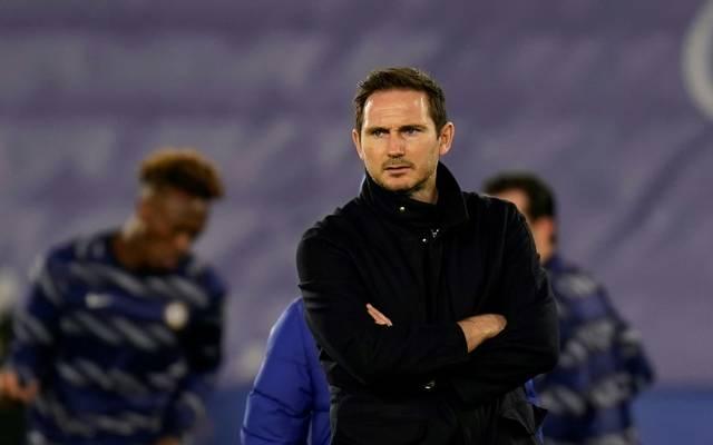 Frank Lampard steht unter Druck