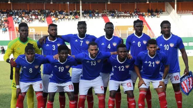 Liberia spielt in der WM-Qualifikation am Sonntag in Sierra Leone