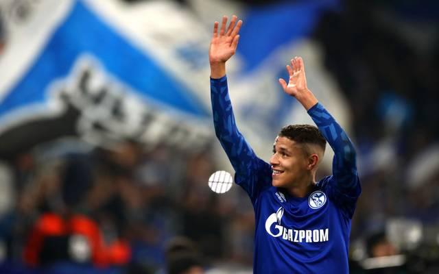Amine Harit bleibt dem FC Schalke 04 erhalten
