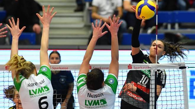 Im Volleyball-Supercup sind bis zu 1100 Fans erlaubt