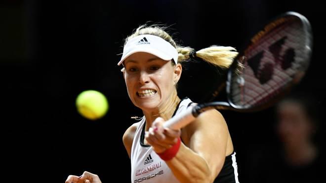 Angelique Kerber soll die deutschen Tennis-Damen zum Fed-Cup-Titel führen