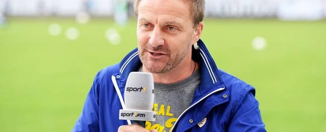 SPORT1-Reporter Martin Quast