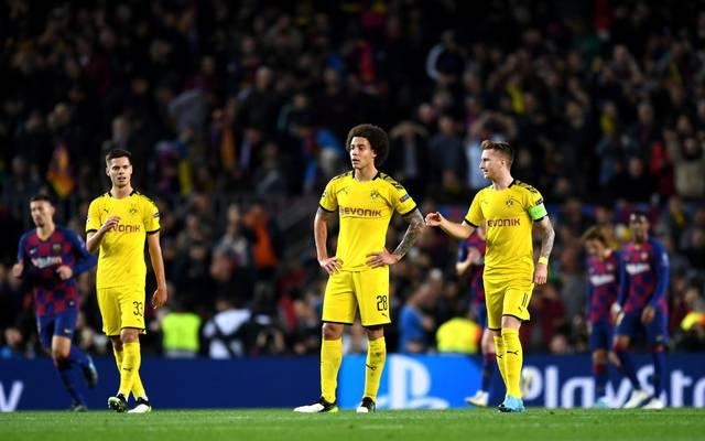 Borussia Dortmund erlebte einen bitteren Abend in Barcelona. Gegen Hertha muss die Wende her