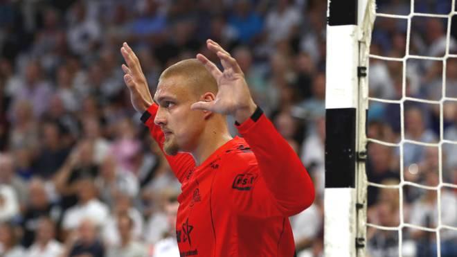 Dario Quenstedt wechselte zur Saison 2019/20 zum THW Kiel
