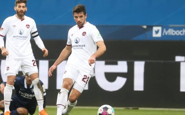 Nürnberg hat gegen Würzburg wichtige Punkte verloren