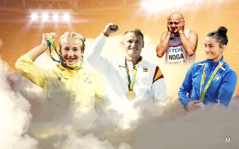 Die European Games in Minsk (täglich LIVE im TV auf SPORT1) stehen in den Startlöchern. Neben den deutschen Teilnehmern kämpfen auch zahlreiche internationale Stars um die Medaillen. SPORT1 stellt sie vor