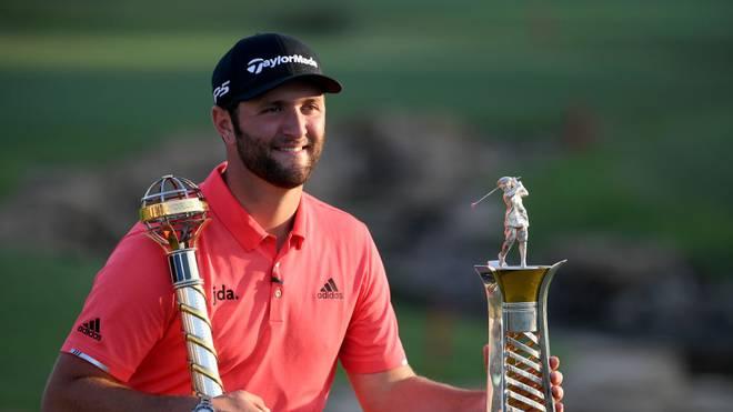 Golfer Jon Rahm darf sich über eine Rekord-Prämie freuen