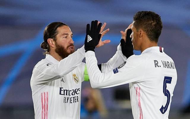 Die beiden besten Innenverteidiger von Real Madrid fallen aus