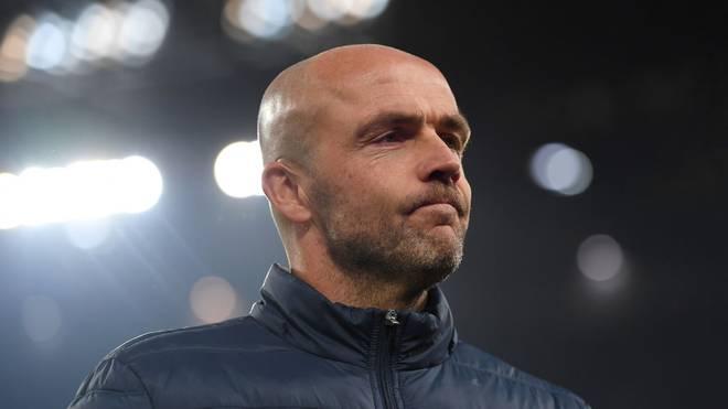 Alfred Schreuder erwartet nach der 1:5-Klatsche gegen Mainz eine Reaktion seiner Mannschaft