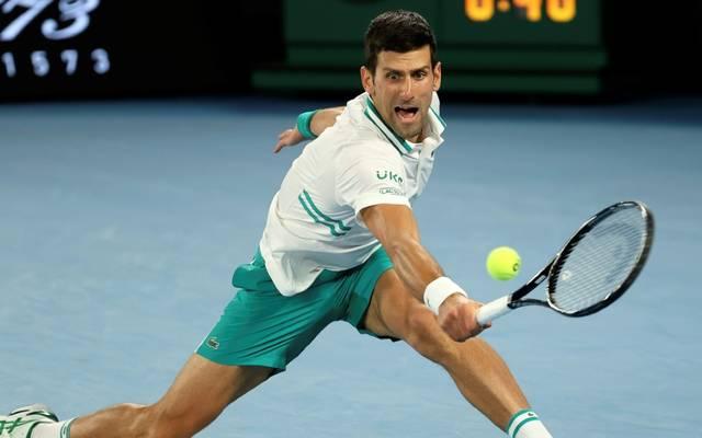 Novak Djokovic wird in Miami nicht antreten