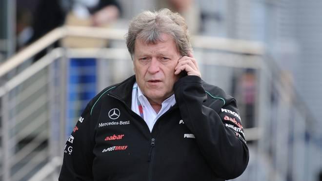 Norbert Haug fordert mehr Nachhaltigkeit in der Formel 1