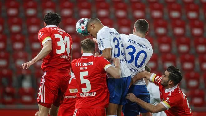Schalke 04 kann auch bei Union Berlin nicht gewinnen