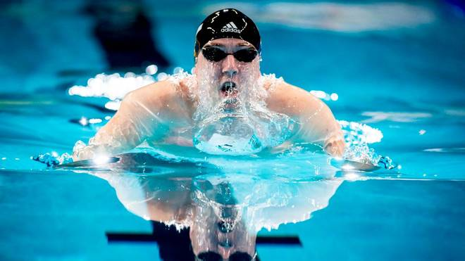 Marco Koch knackt die Olympia-Norm schon bei seinem ersten Versuch