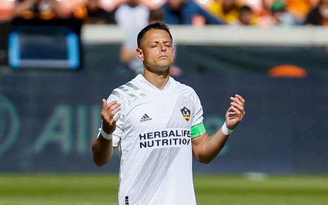 """Javier """"Chicharito"""" Hernandez tritt mit Los Angeles Galaxy bald in Disney World an"""