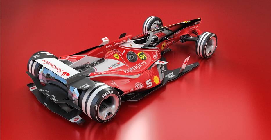 Im Bemühen um mehr Sicherheit in der Formel 1 wird vor allem an Verbesserungen des Cockpits gearbeitet. Dieses Modell stammt vom Designstudio Wekoworks aus der Slowakei. SPORT1 hat die Bilder dieses revolutionären Vorschlags