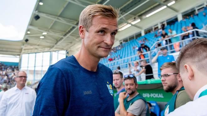 David Bergner ist nicht mehr Trainer des Chemnitzer FC