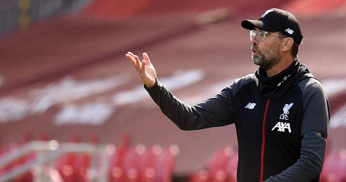 Liverpool-Trainer Jürgen Klopp spricht über Deutschland-Rückkehr