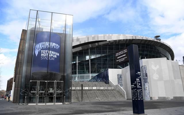 Das Tottenham Hotspur Stadium könnte bald nach Amazon benannt werden