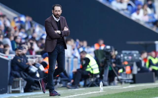 Pablo Machin ist nicht mehr Trainer von Espanyol Barcelona