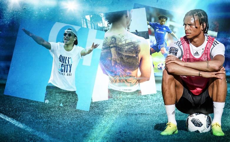 Leroy Sane ist überraschend nicht bei der WM dabei, Joachim Löw verzichtet auf den Linksfuß von Manchester City. Sane ist einer der talentiertesten Youngster der Welt, sorgte aber auch schon mit Einstellungsproblemen oder einem Tattoo für Schlagzeilen. SPORT1 blickt auf die Karriere zurück und zeigt die verschiedenen Seiten Sanes