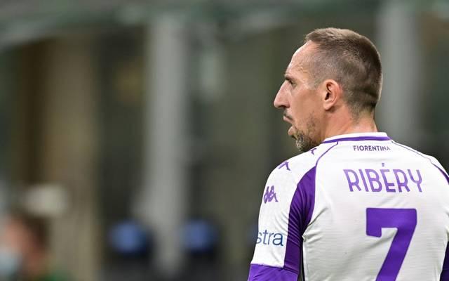 Auch Franck Ribéry muss ins Straftrainingslager