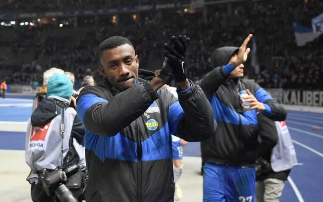 Salomon Kalou wurde von Hertha BSC suspendiert