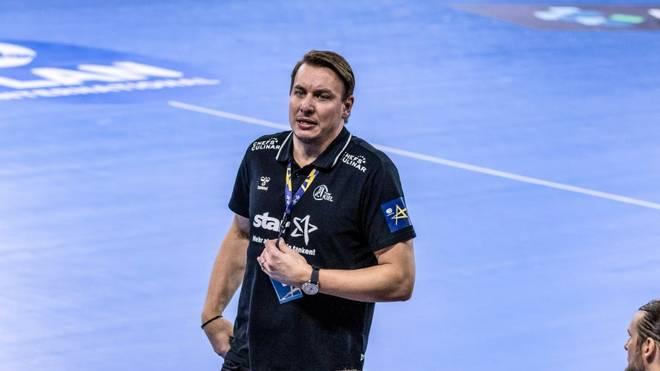 Der THW Kiel mit Trainer Filip Jicha spielt Anfang Juni noch um den Titel im DHB-Pokal 2019/20