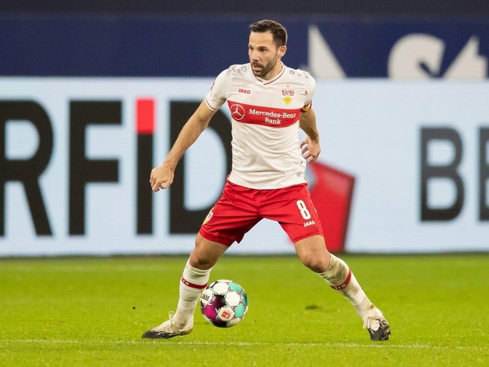 "Kapitän Castro ""sehr enttäuscht"" vom VfB"