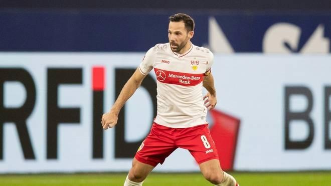 VfB-Abschied im Sommer: Castro zeigt sich enttäuscht