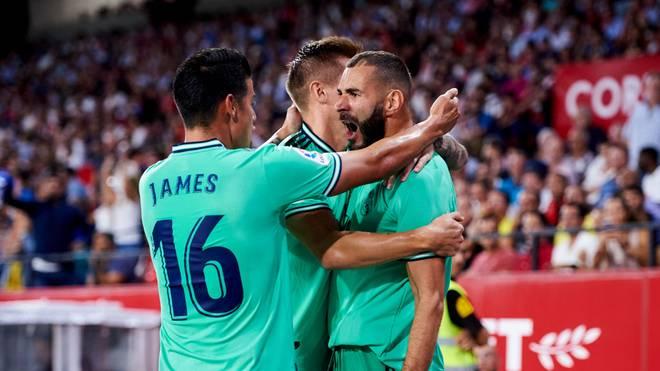 Benzema köpft Real zum Sieg
