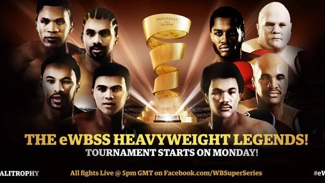 Beim Legenden-Turnier boxt nicht nur Muhammad Ali am Start