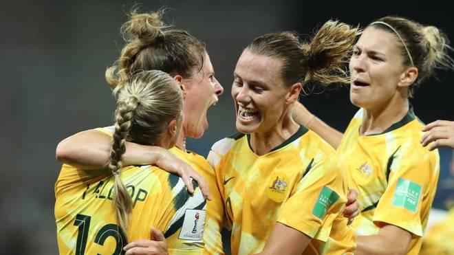 Australiens Fußball-Frauen erhalten künftig die gleichen Bezüge wie ihre männlichen Kollegen