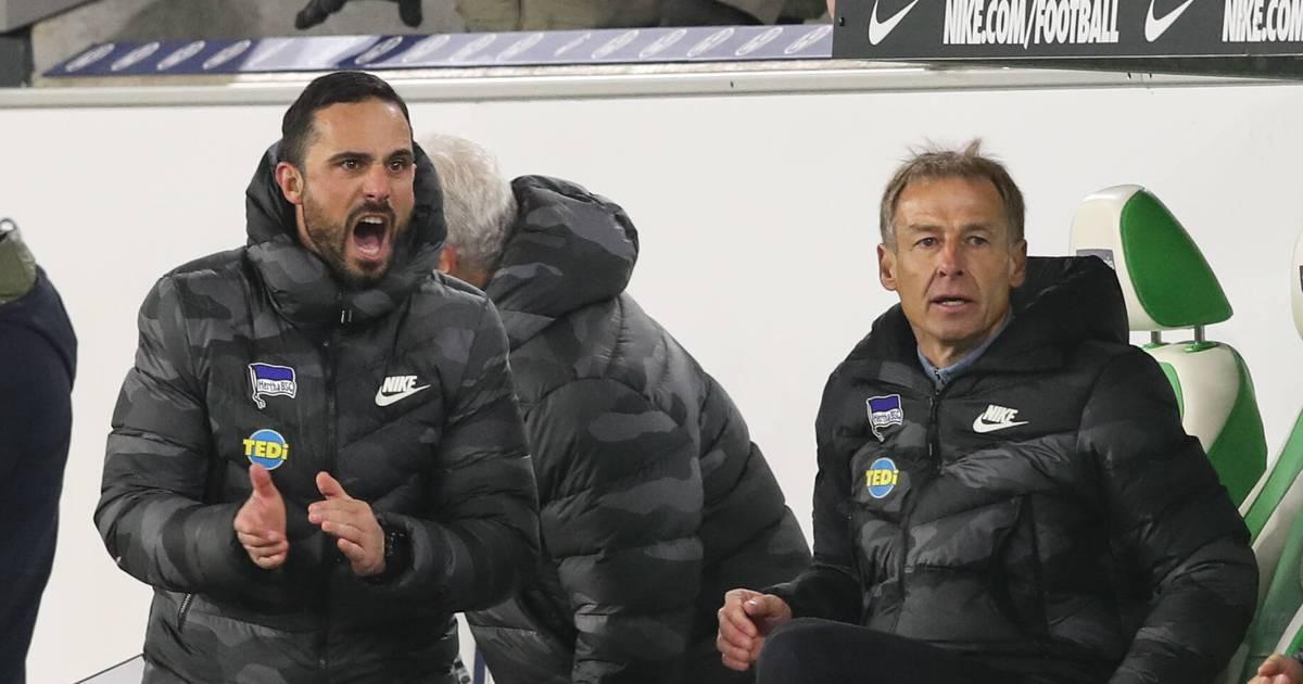 Alexander Nouri über Hertha BSC, Jürgen Klinsmann, Max Kruse