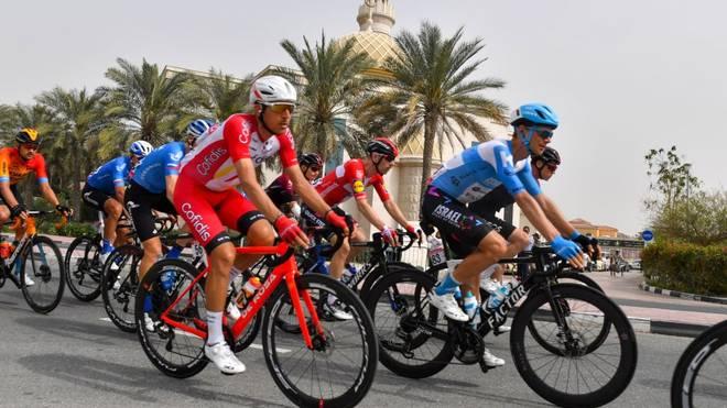 Die UAE Tour wurde zwei Etappen vor Schluss abgebrochen