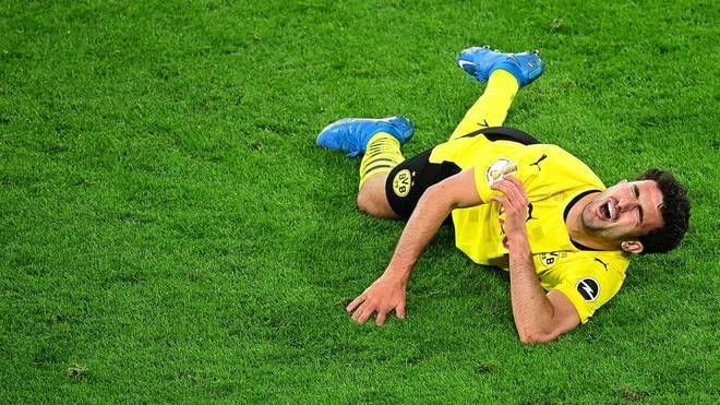 Mateu Morey Bauzà musste gegen Kiel verletzt vom Feld
