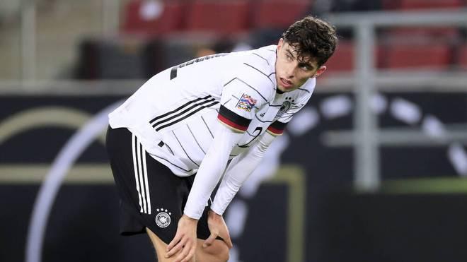 Die deutsche Nationalmannschaft kommt in der Weltrangliste nicht voran
