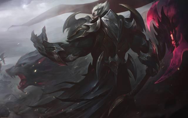 Pentakill in der LEC und bald Gefahr aus dem Jungle - Darius lauert