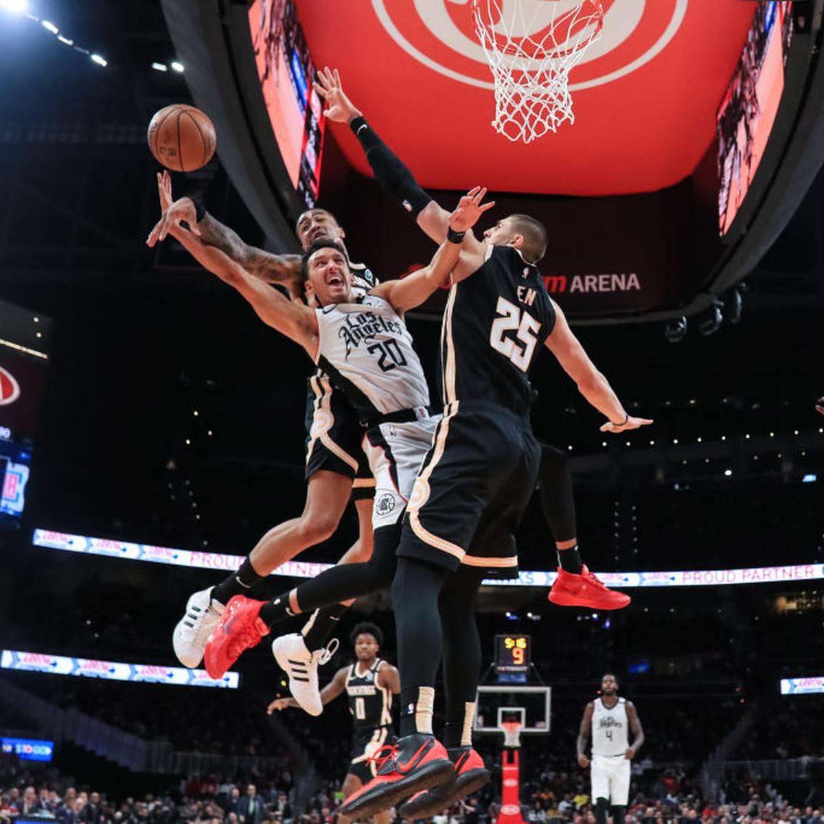 Clippers blamieren sich ohne Kawhi