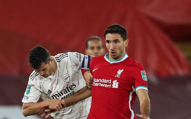 Marko Grujic wird nun wohl bei Liverpool bleiben
