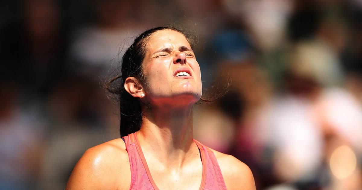 Tennis: Julia Görges scheitert bei WTA-Turnier in Runde eins an Maria Sakkari