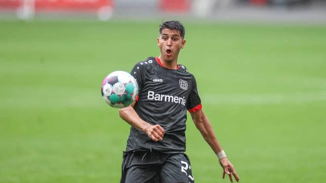 Exequiel Palacios trifft erstmals für seinen neuen Klub