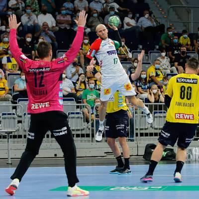 Magdeburg gewinnt Topspiel - Füchse drehen Rückstand