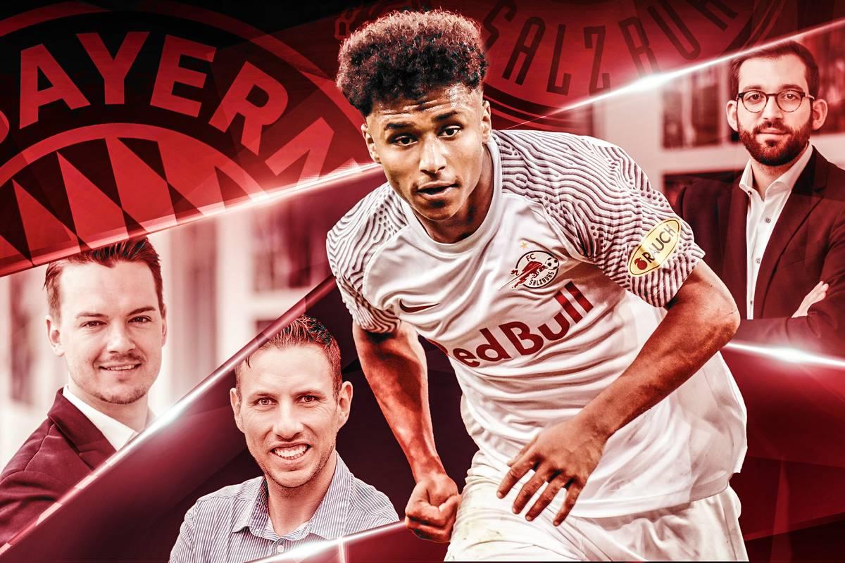 """Karim Adeyemi bleibt in aller Munde, sein Berater war bereits in München. In der neuen Folge von """"Meine Bayern-Woche"""" liefern euch die SPORT1-Reporter die neuesten Infos rund um den heißen Transfer-Poker."""