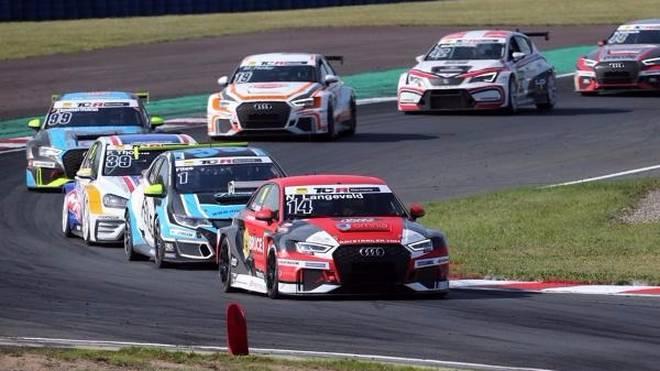 In Oschersleben holte Langeveld den ersten Sieg für den Audi RS3 LMS