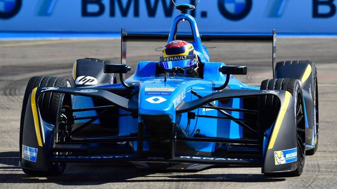 AUTO-GERMANY-FORMULA E